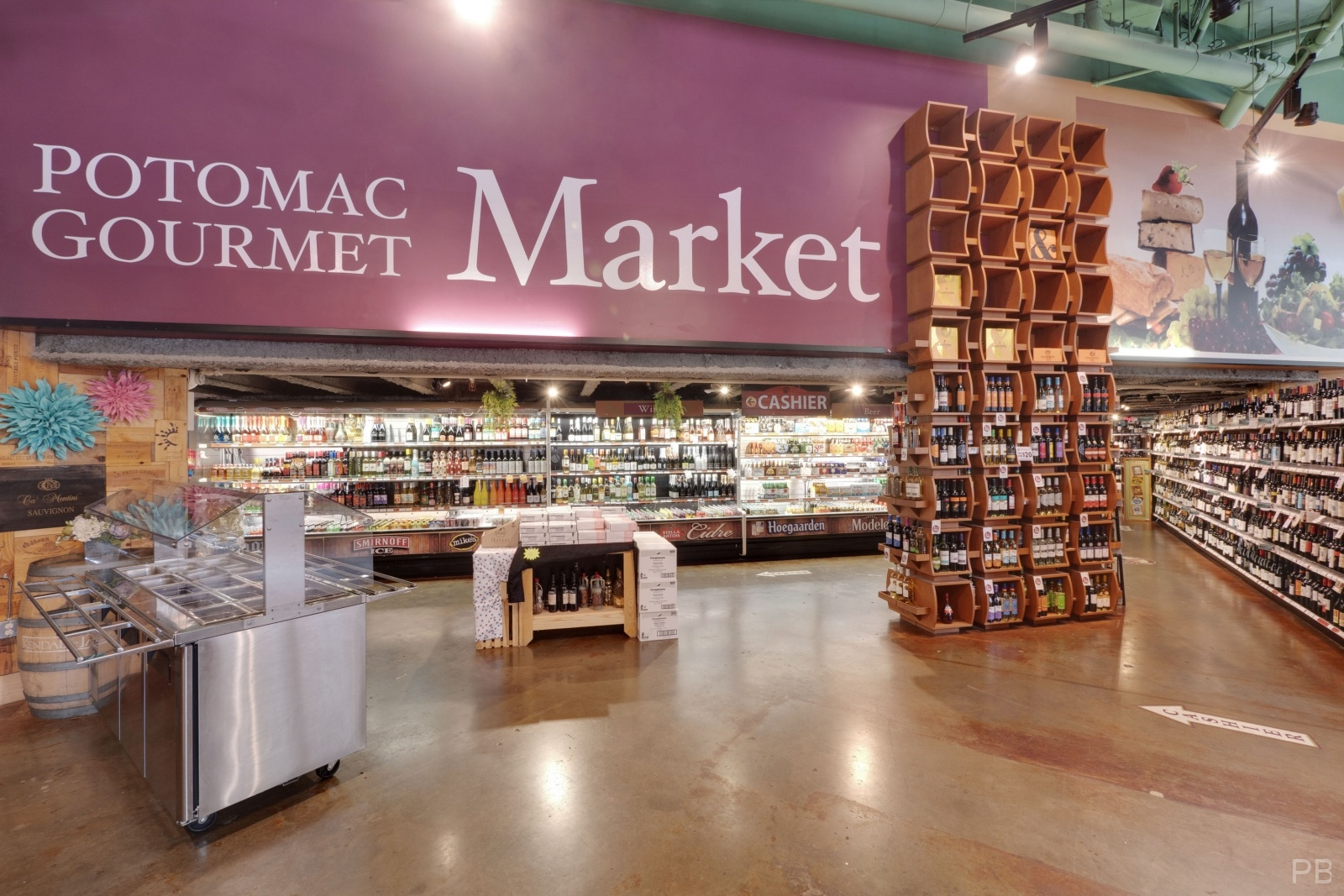 Potomac Gourmet Market, National Harbor