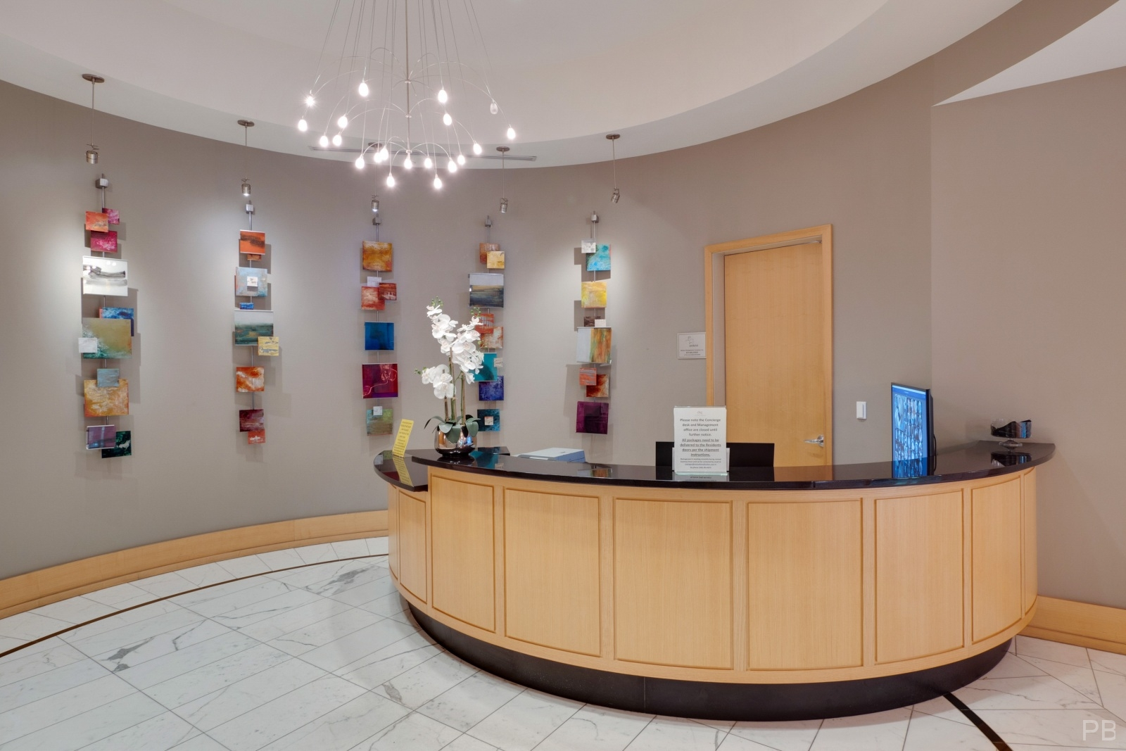Concierge for One National Harbor Condo