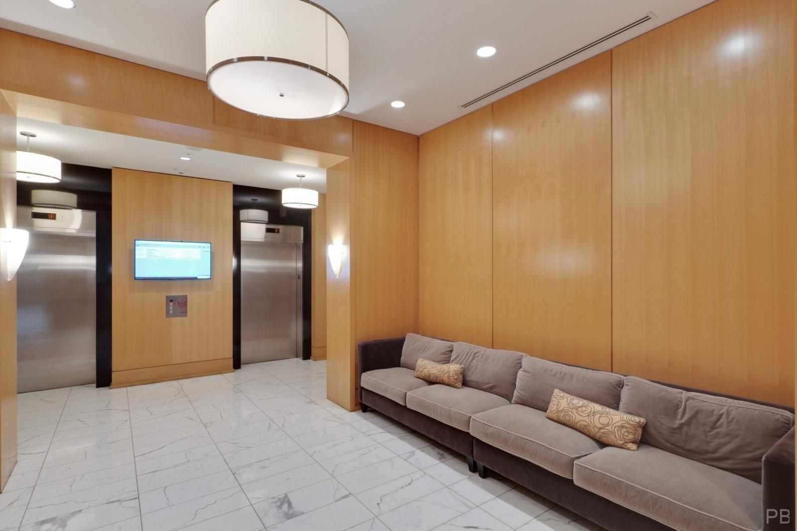 Elevators for One National Harbor Condo
