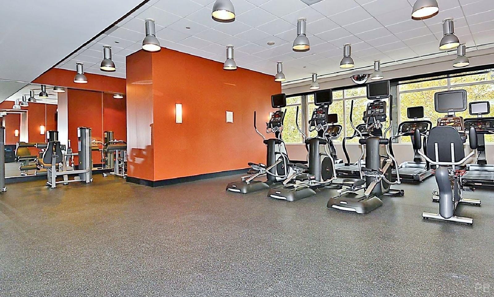 One National Harbor Condo Fitness Center