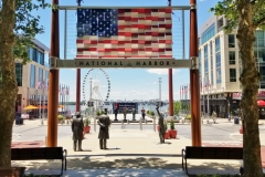The American Way Outdoor Park, National Harbor