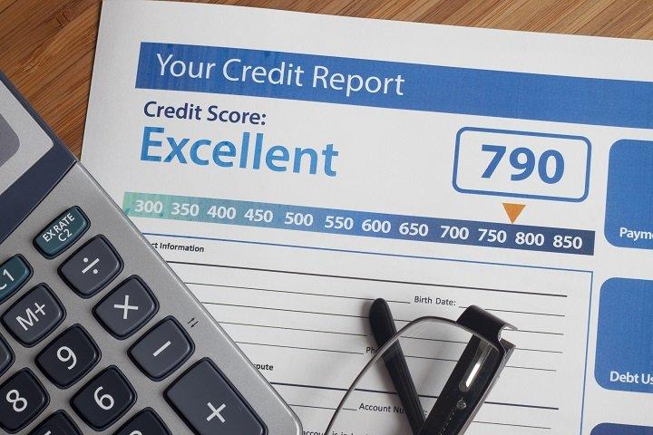 credit score and credit report